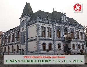 150 let Tělocvičné jednoty Sokol Louny U NÁS V SOKOLE LOUNY 5. 5. - 8. 5. 2017 - Zobrazit knihu