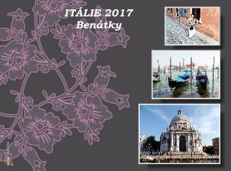 ITÁLIE 2017 Benátky - Zobrazit knihu
