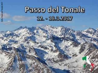 Itálie, Passo del Tonale 2017 - Zobrazit knihu