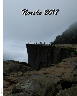 Norsko 2017 - Zobrazit knihu