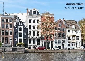 Amsterdam 5. 5. - 9. 5. 2017 - Zobrazit knihu