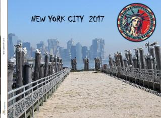 NEW YORK CITY KVĚTEN 2017 - Zobrazit knihu