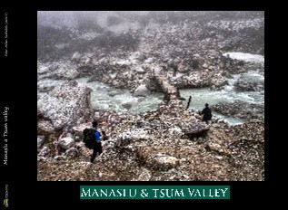 Manaslu a Tsum valley Foto: Milan Sedláček (2017) - Zobrazit knihu