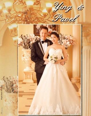 Ying & Pavel 19.9.2015 - Zobrazit knihu