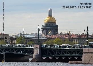 Petrohrad - 23.05.2017 - 28.05.2017 - Zobrazit knihu