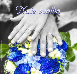 Naše svatba, 15.7.2017, Zámek Kozel - Zobrazit knihu