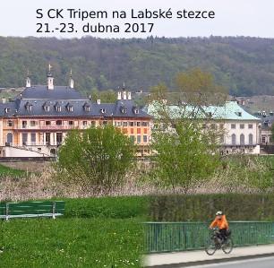 S CK Tripem na labské stezce - 21.-23. duben 2017 - Zobrazit knihu