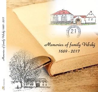 Memories of family Vrbský 1689 - 2017 - Zobrazit knihu