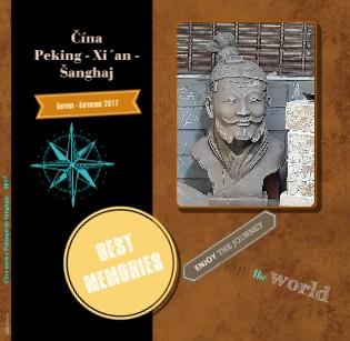 Čína Peking - Xi´an - Šanghaj - Zobrazit knihu
