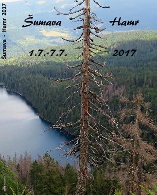Šumava - Hamr 2017 - Zobrazit knihu