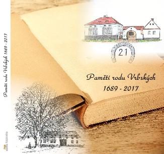 Paměti rodu Vrbských 1689 - 2017 - Zobrazit knihu