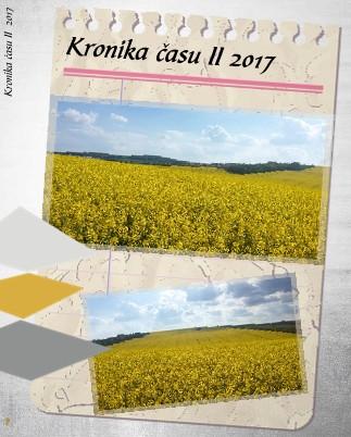 Kronika času II 2017 - Zobrazit knihu