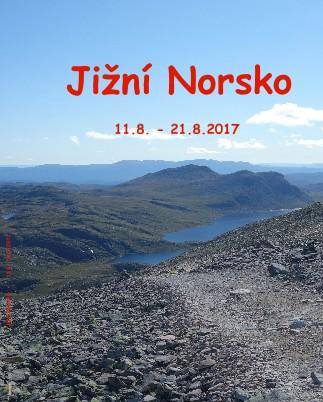 Jižní Norsko 11.8. - 21.8.2017 - Zobrazit knihu