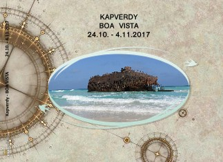 Kapverdy - BOA VISTA 24.10. - 4.11.2017 - Zobrazit knihu