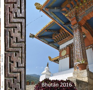Libor Táborský Bhútán 2016 - Zobrazit knihu