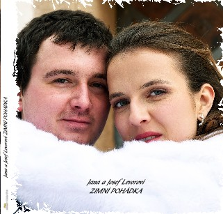 Jana a Josef Levorovi ZIMNÍ POHÁDKA - Zobrazit knihu