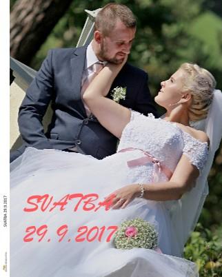SVATBA 29.9.2017 - Zobrazit knihu