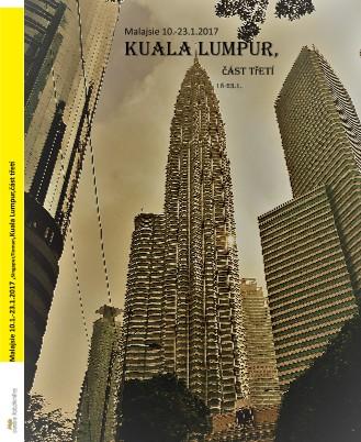Malajsie 10.1.-23.1.2017  - Zobrazit knihu