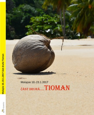 Tioman - Zobrazit knihu