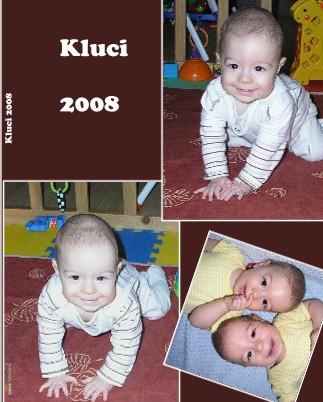Kluci 2008 - Zobrazit knihu