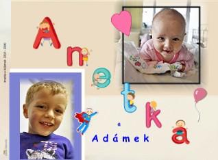 Anetka a Adámek 2014 - 2016 - Zobrazit knihu