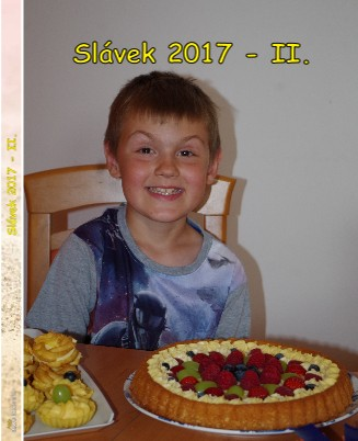 Slávek 2017 - II. - Zobrazit knihu