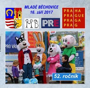52. ročník závodu Mladé Běchovice - Zobrazit knihu