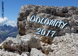 DOLOMITY 2017 - Zobrazit knihu