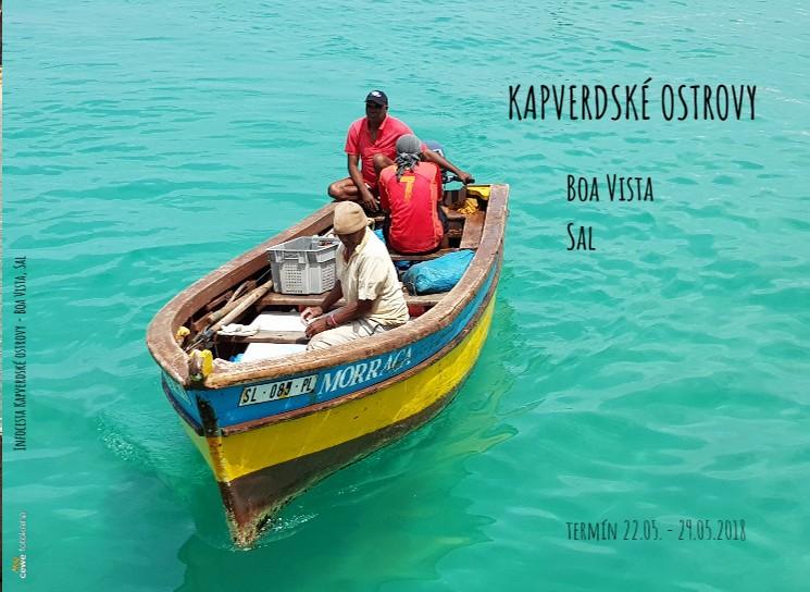 Infocesta Kapverdské ostrovy - Boa Vista, Sal
