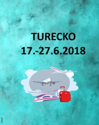 TURECKO 17.-27.6.2018 - Zobrazit knihu