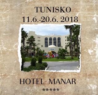 TUNISKO 11.6.-20.6. 2018 - Zobrazit knihu