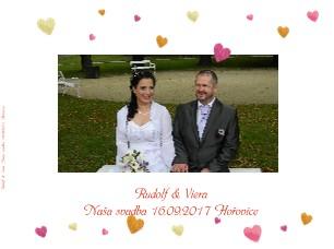 Rudolf & Viera Naša svadba 16.09.2017 Hořovice - Zobrazit knihu