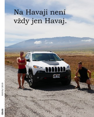HAVAJ 2018 - Zobrazit knihu