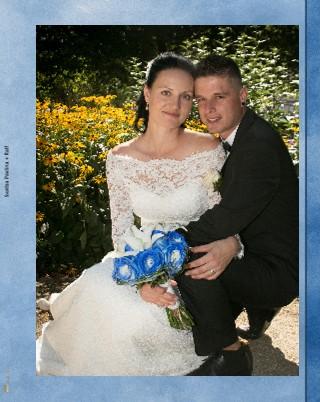 Svatba Pavlína   Ralf - Zobrazit knihu