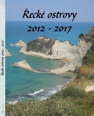 Řecké ostrovy 2012 - 2017 - Zobrazit knihu