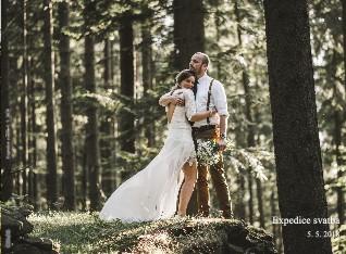 Expedice svatba 5. 5. 2018 - Zobrazit knihu