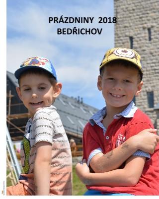PRÁZDNINY 2018 BEDŘICHOV - Zobrazit knihu