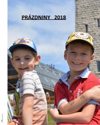 PRÁZDNINY 2018 - Zobrazit knihu