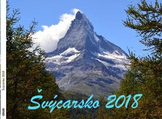Švýcarsko 2018 - Zobrazit knihu