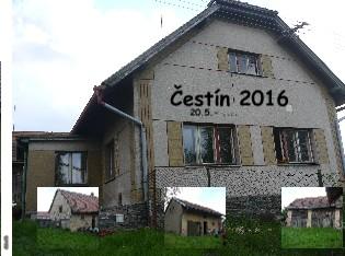Čestín 2016 - Zobrazit knihu