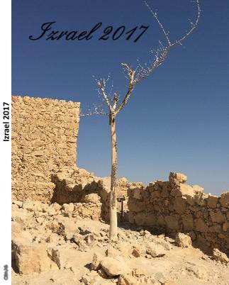 Izrael 2017 - Zobrazit knihu