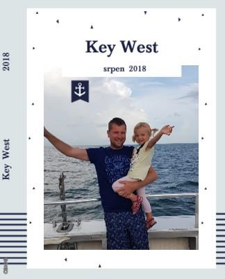 Key West - Zobrazit knihu
