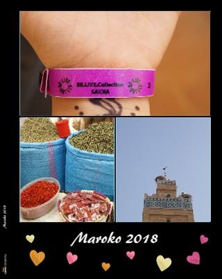 Maroko 2018 - Zobrazit knihu