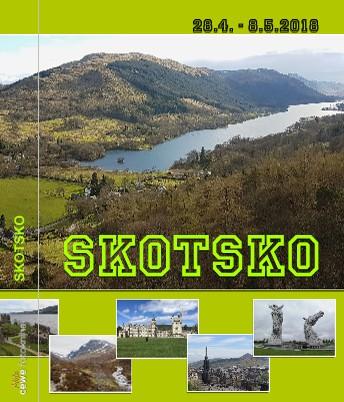 SKOTSKO - Zobrazit knihu