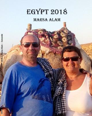 EGYPT 2018 - Marsa Alam - Concorde - Zobrazit knihu