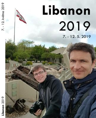 Libanon 2019 - Zobrazit knihu