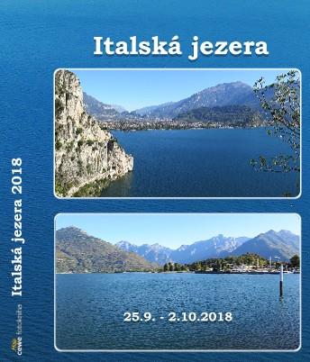 Italská jezera 2018 - Zobrazit knihu