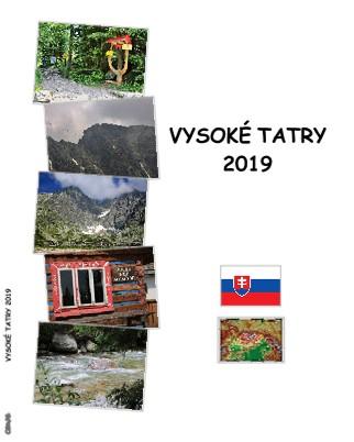 VYSOKÉ TATRY 2019 - Zobrazit knihu
