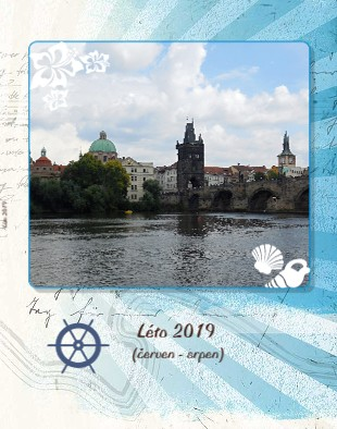 Léto 2019 (červen - srpen) - Zobrazit knihu