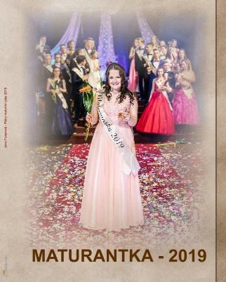 Jana Fukarová - Petry maturitní ples 2019 - Zobrazit knihu